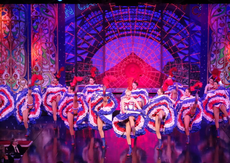 Moulin Rouge Dinner and Show Packages
