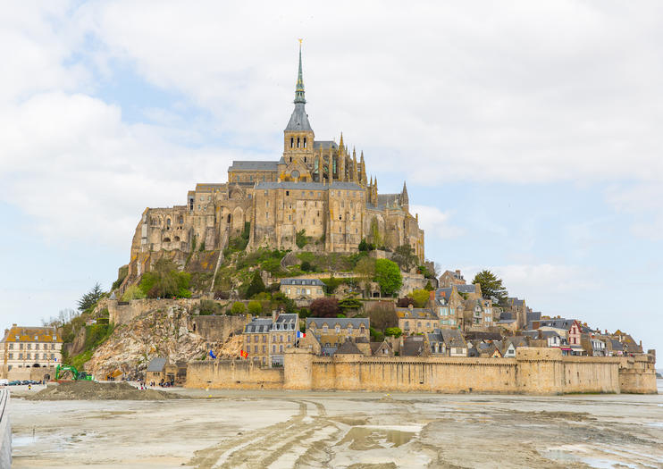 Mont St-Michel ab Paris