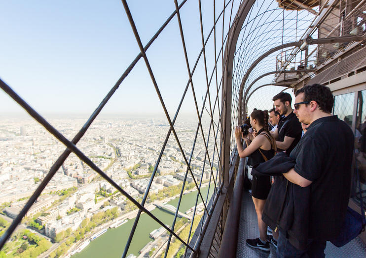 Skip the Line at the Eiffel Tower