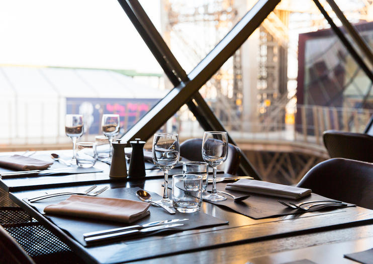 Delicieux Dinner At The Eiffel Tower: Gourmet Dining Over Paris   2019 ...