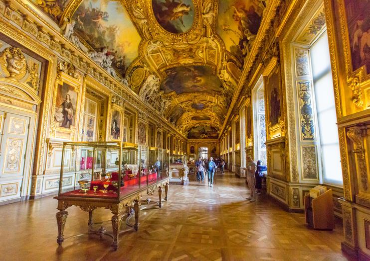 Louvre Warteschlangen umgehen