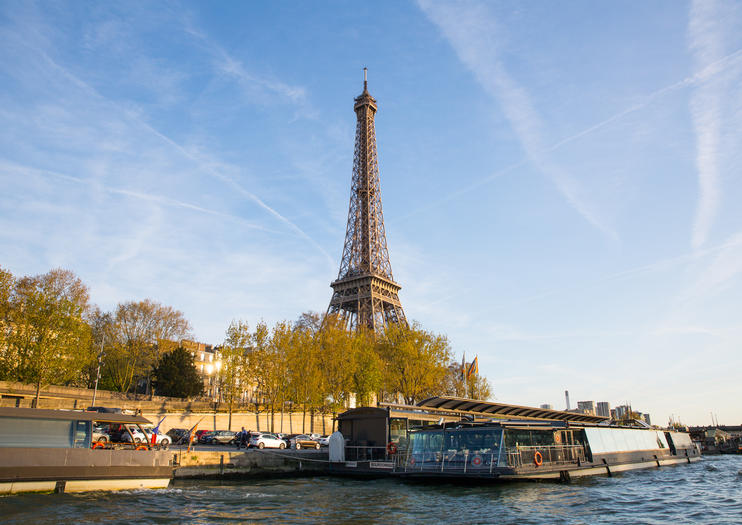 Croisières avec déjeuner sur la Seine