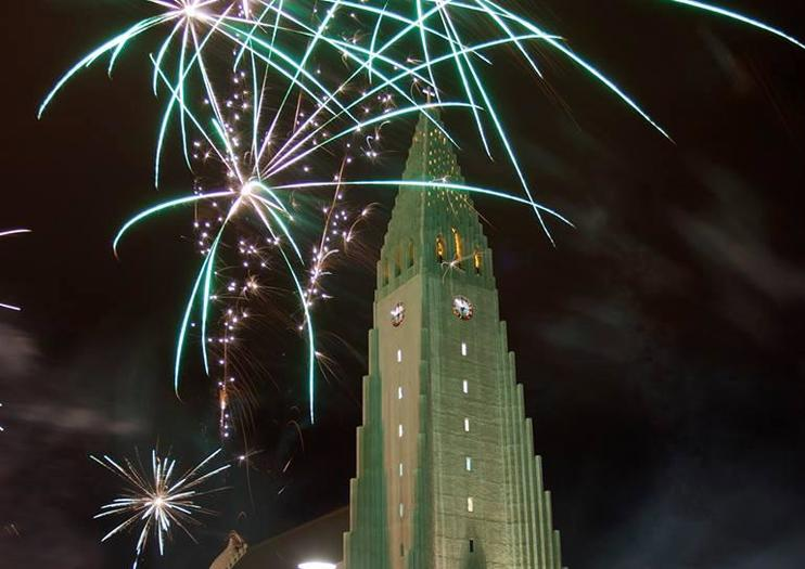 Ways to Celebrate New Year's Eve in Reykjavik