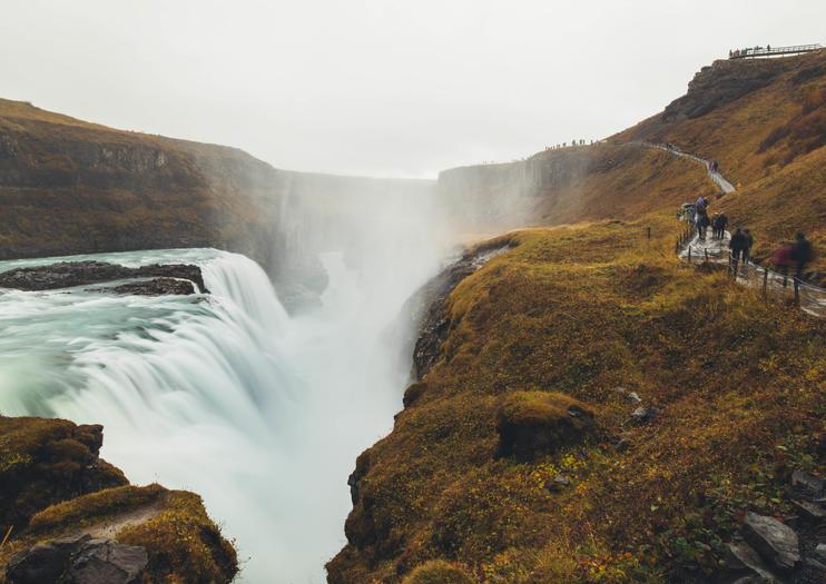 Golden Circle Tours from Reykjavik
