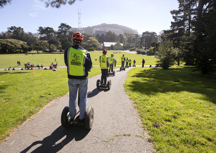 San Francisco By Segway