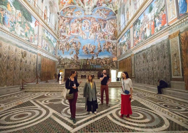 Skip the Line at the Sistine Chapel