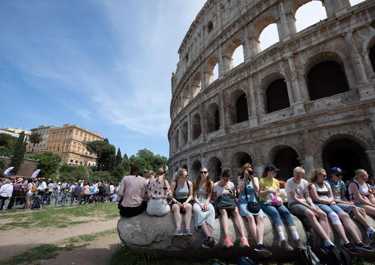 Best Rome Walking Tours