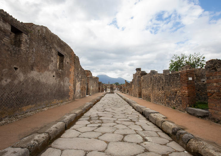Como ir a Pompeia saindo de Roma