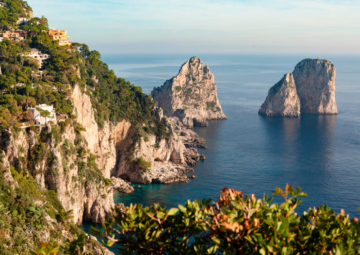 Capri Tours from Rome