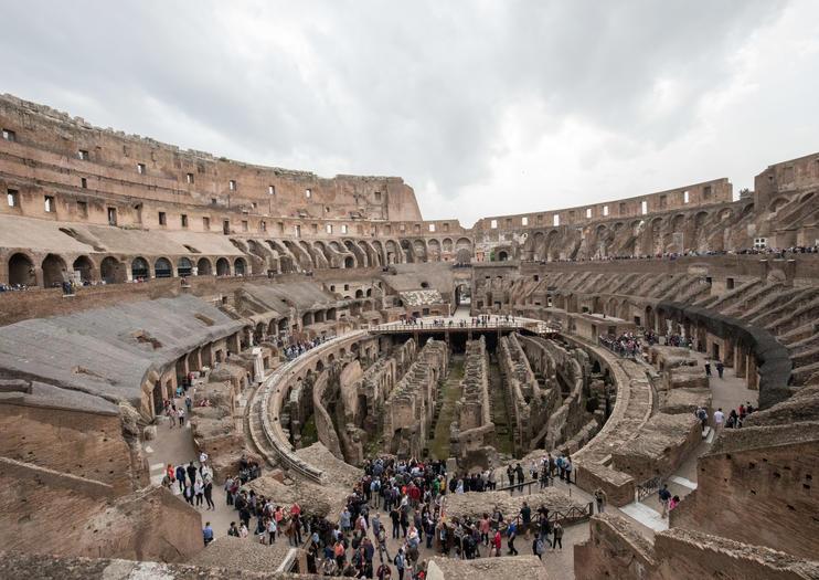 Aventuras pela Roma Antiga