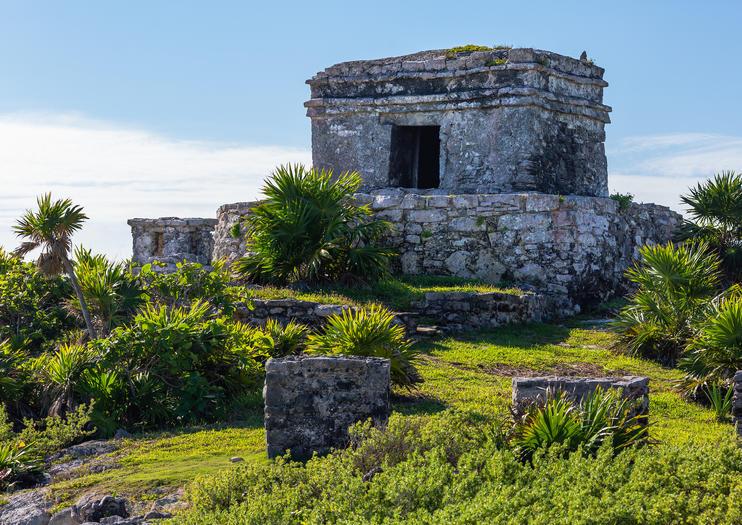 Ruínas Maias de Cancún