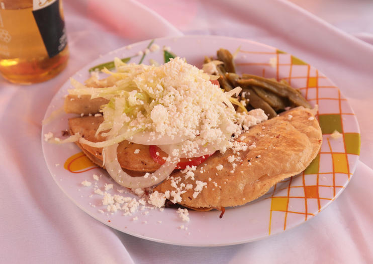 Food Lover's Guide to Mexico City
