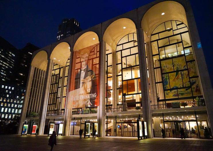 Ópera Metropolitana de Nueva York