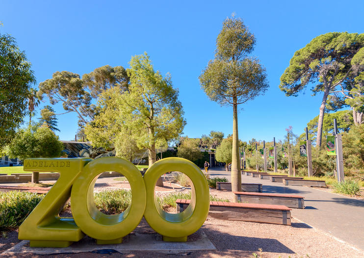 Zoo d'Adélaïde