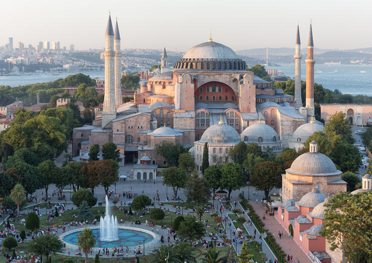 Top Historic Areas of Istanbul