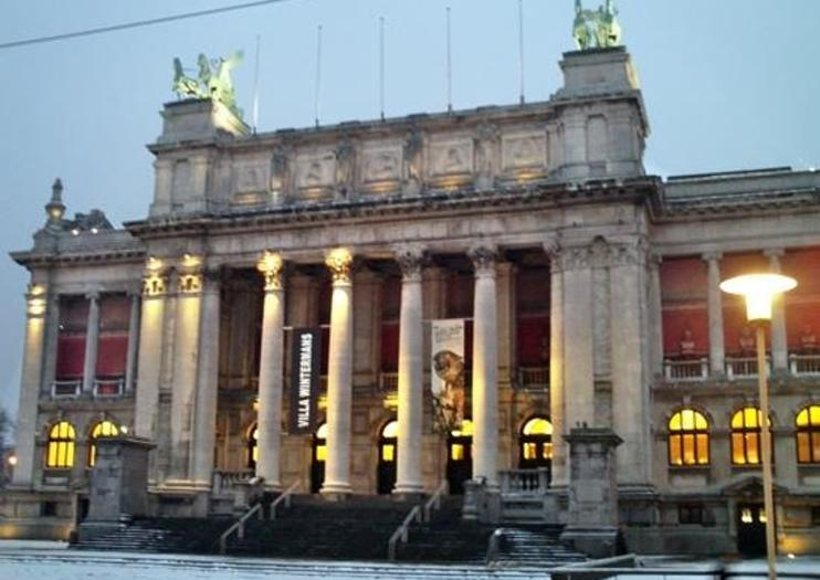 Royal Museum of Fine Arts Antwerp (KMSKA)