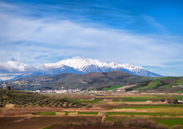 Mt Parnassus