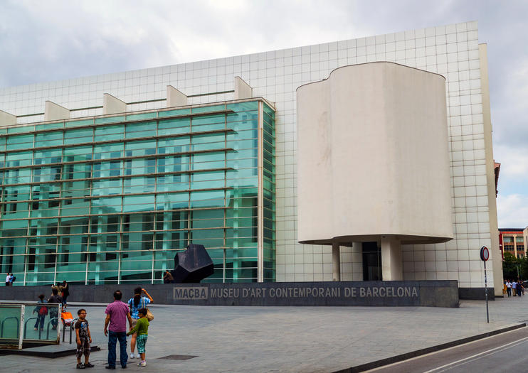 Barcelona Museum of Contemporary Art (MACBA)