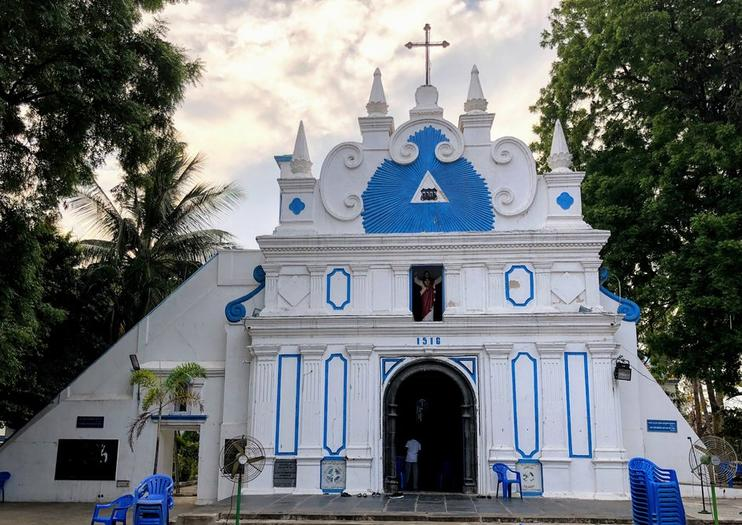 Luz Church (Our Lady of Light)