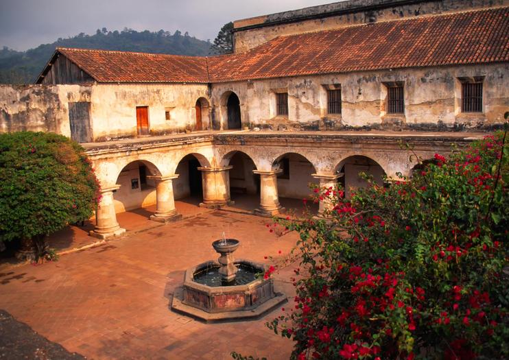 Las Capuchinas (Convento de Las Capuchinas)
