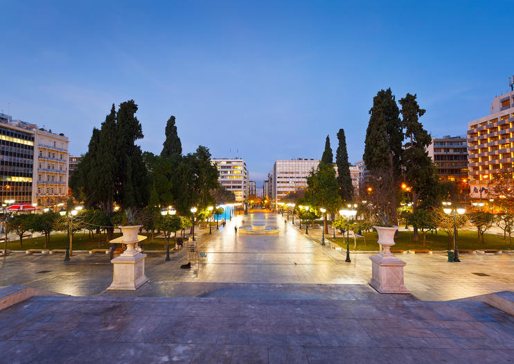 Syntagma Square (Plateia Syntagmatos)