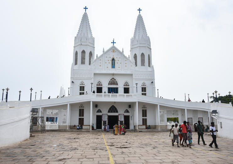 Velankanni Church (Basilica of Our Lady of Good Health)