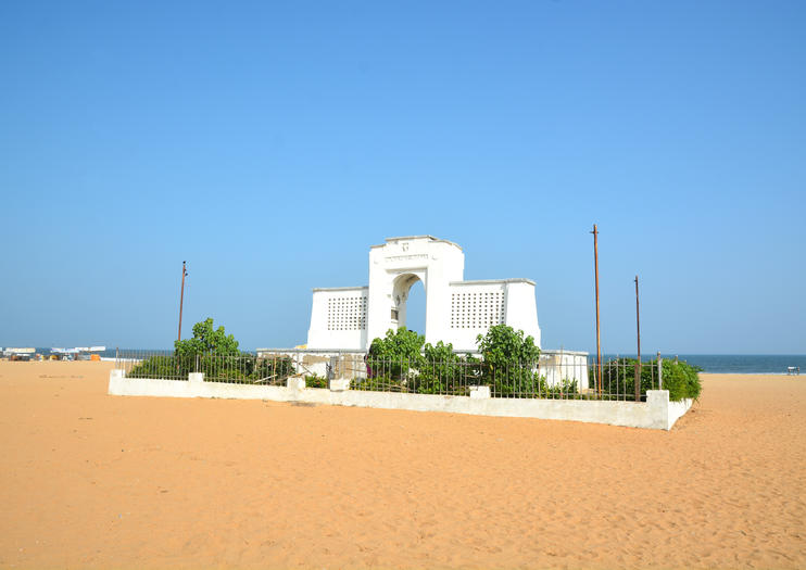 Elliot's Beach (Besant Nagar Beach)