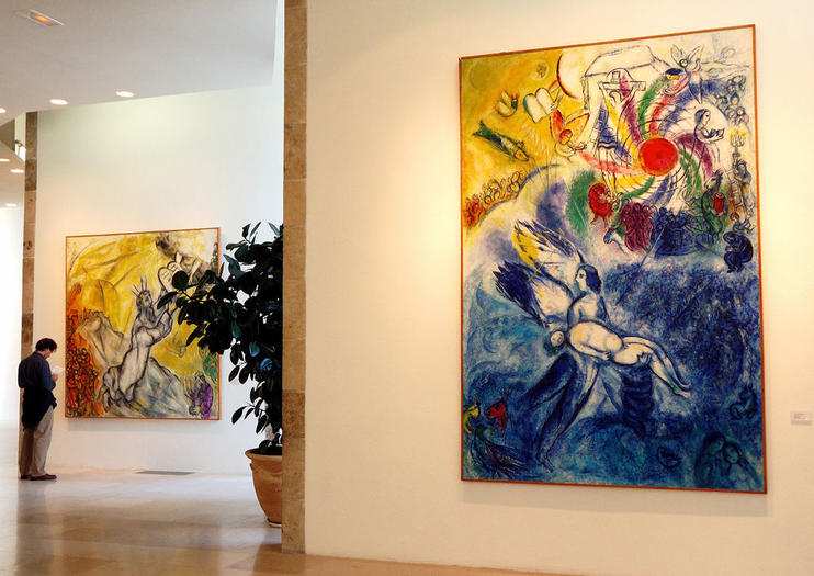 Marc Chagall National Museum (Musée National Marc Chagall)