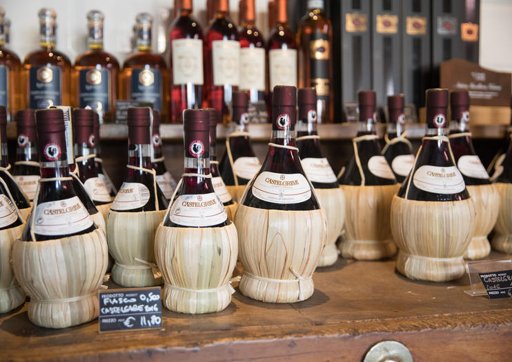 Food and Wine in Florence