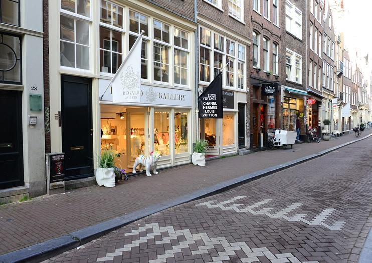 De Negen Straatjes (Nueve Callejuelas) de Amsterdam