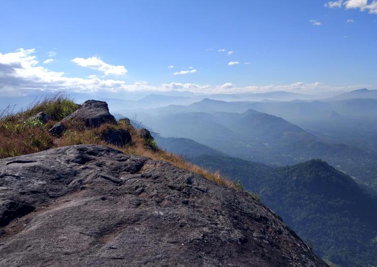Chaîne de montagnes d'Alagalla