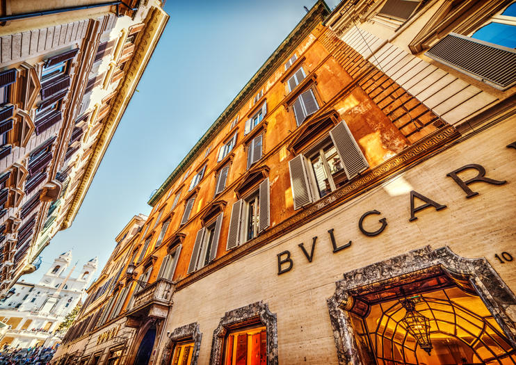 Top Shopping Spots in Rome