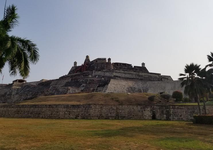 San Felipe de Barajas Castle (Castillo San Felipe de Barajas)