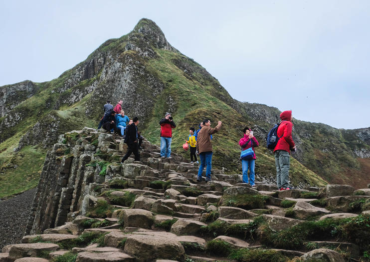 Giant's Causeway Tours from Belfast