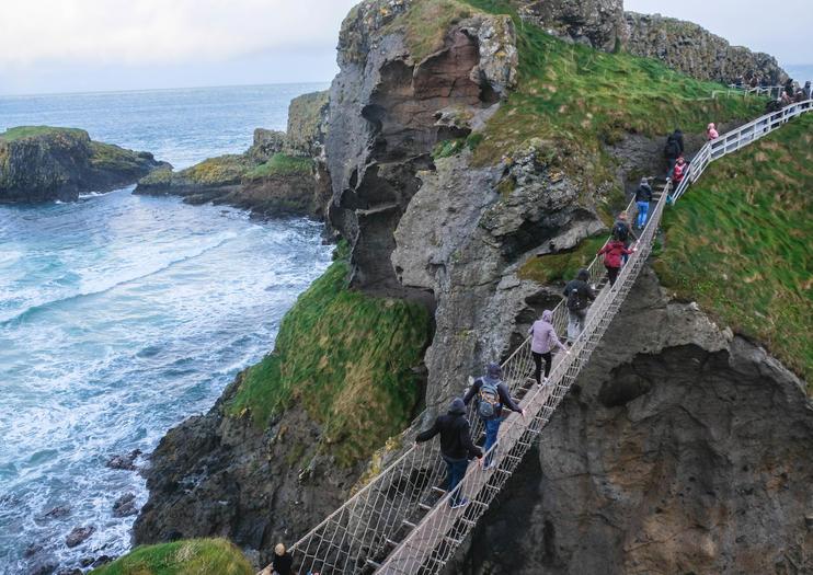 Antrim Coast Tours from Belfast