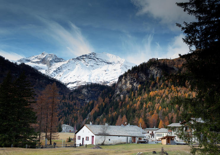 Swiss Alps Adventures from Lucerne