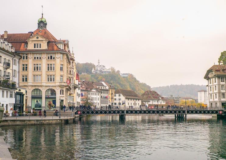 Lucerne Day Trips from Zurich