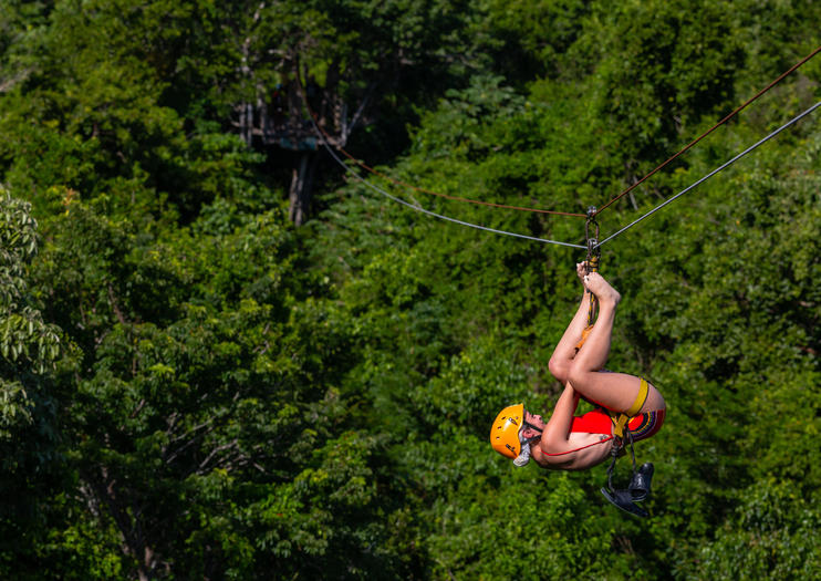 Thrill-Seeker's Guide to the Riviera Maya