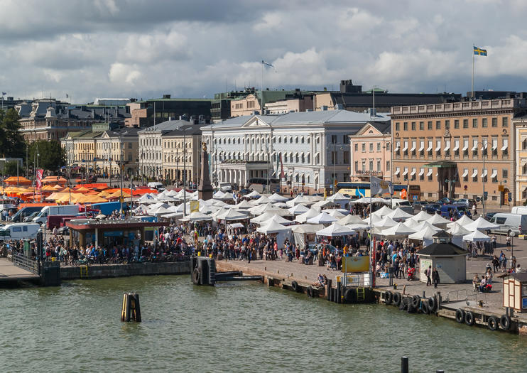 The 5 Best Market Square (Kauppatori) Tours & Tickets 2019