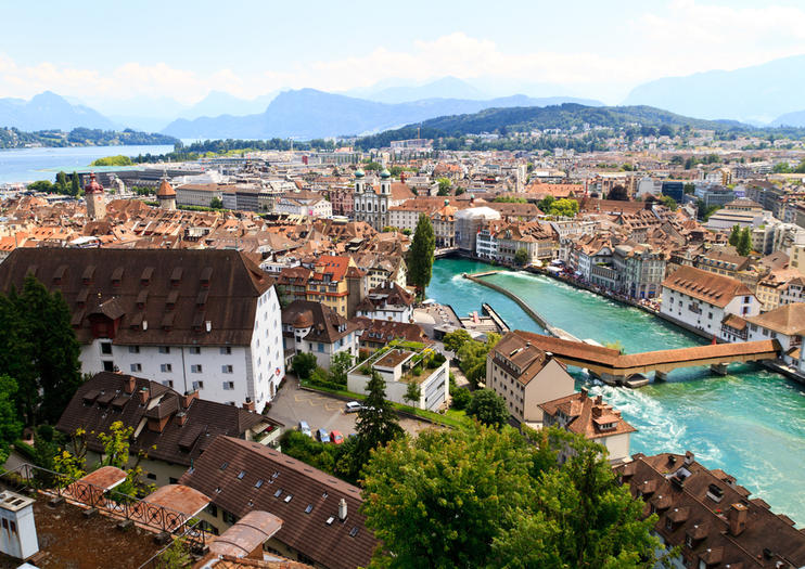 How to Spend 1 Day in Lucerne