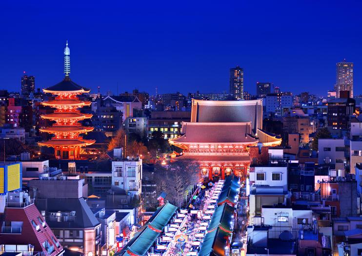 No dejes escapar estas actividades en Tokio