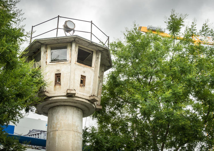 GDR Watch Tower (DDR-Wachturm)