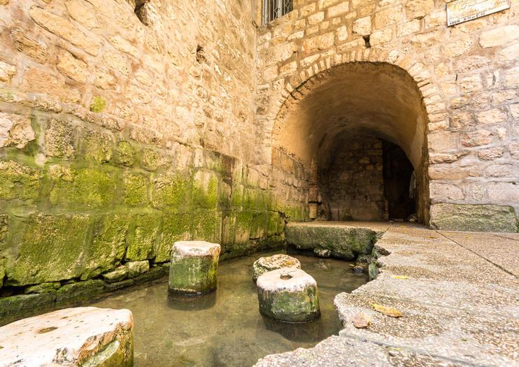 Hezekiah's Tunnel (Siloam Tunnel)