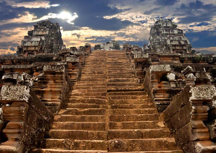 Ta Keo Temple (Prasat Ta Keo)