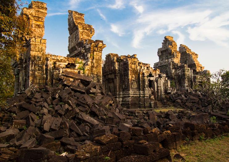 Phnom Bok Temple (Prasat Phnom Bok)