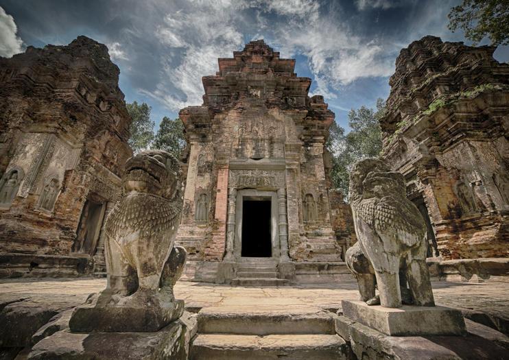 Preah Ko Temple (Prasat Preah Ko)