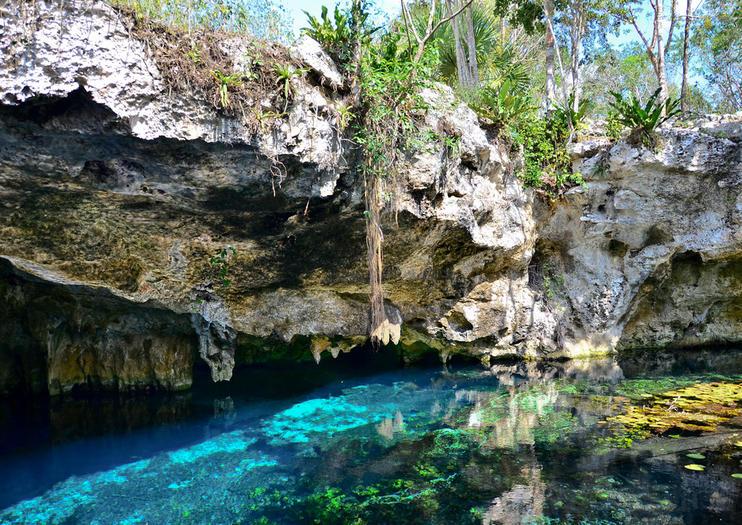 Grand Cenote (Gran Cenote)