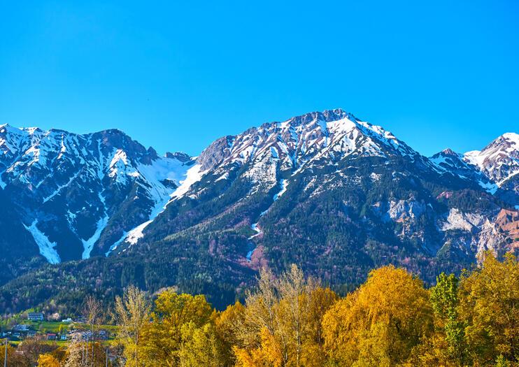 Hafelekar Mountain (Hafelekarspitze)