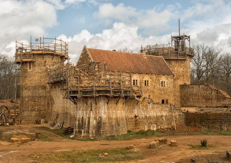 Guedelon Castle