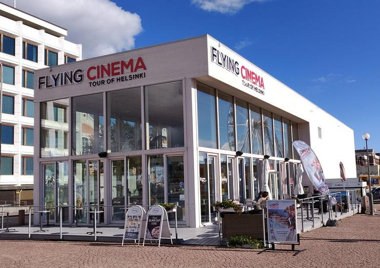 The Best Flying Cinema Tour Of Helsinki Tours & Tickets 8  Viator